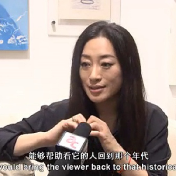 AI JING's Shanghai Chinese palace - Art China interview